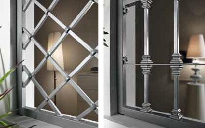 Grate di sicurezza per finestre e portefinestre provincia di milano monza brianza