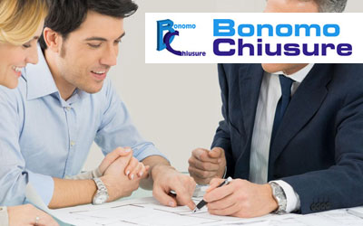 Consulenza pre-acqusito gratuita bonomo chiusure