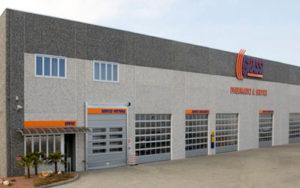 Portoni sezionali industriali provincia milano
