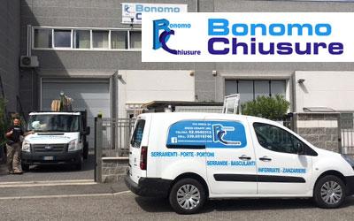 Pronto intervento serramenti bonomo chiusure