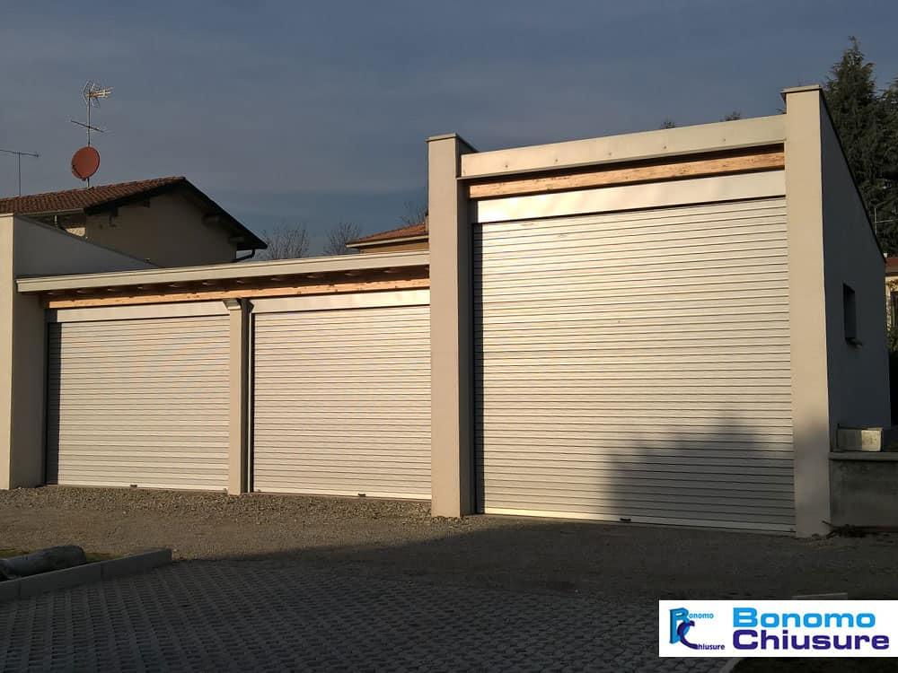 Serrande industriali avvolgibili alluminio monza brianza milano